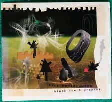 Erik Friedlander Block Ice & propane 2007 cd used (a6) jazz folk