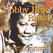 Bobby Blue Bland Farther Up The Road CD NEW SEALED 2008 Blues