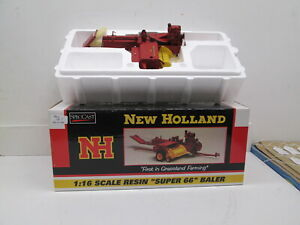 NEW HOLLAND SUPER 66 BALER, NIB