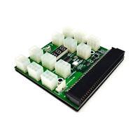 PCI-E 12V  Breakout Board Adapter for HP 750W/1200W/1500W Server Power Supply