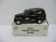 ERTL 1955 Ford Panel Truck Bank Mello Yellow #2880 1991