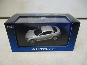 Autoart Mazda RX-8 1/43 Lot 3