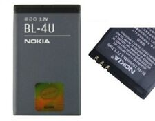 ORIGINAL HANDY AKKU BL-4U für NOKIA 8800 Sapphire Arte, E66, Accu, Batterie