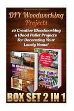 Crafting, Household, Home Design, Wood Pallet Projects Ideas, DIY Decoration...