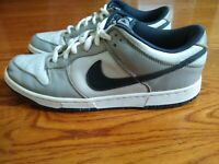 2002 Nike Dunk Low Pro B Neutral Grey / Obsidian VTG SB Size 11 - 624044 041