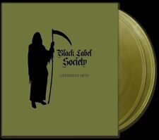 BLACK LABEL SOCIETY - GRIMMEST HITS (2LP)  2 VINYL LP NEU