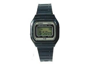 Reloj pulsera de hombre CASIO Lithium F-5 Original Vintage funciona