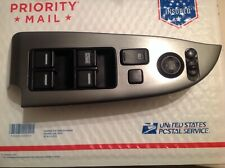 2005-2009 Honda Odyssey Driver Door Master Power Window Switch Silver OEM-Tested