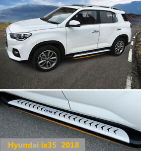 2018 2019 HYUNDAI IX35  NEW OE STYLE SIDE STEPS RUNNING BOARDS FITTING AVAILABLE