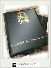 Old Version (2004) AFL Clubs Trading Card Album ( No Zip)--Collingwood Album