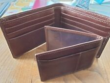 M&S Collezione Brown Leather Wallet