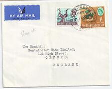 Southern Rhodesia 1966 Air Mail Cover Marlborough 2 Feb