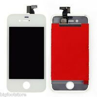 Replacement LCD Touch Screen Digitizer Assembly for iPhone 4 AT&T GSM White