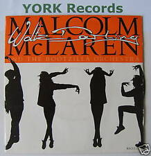 "MALCOLM McLAREN - Waltz Darling - Ex Con 7"" Single"