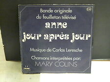 BO feuilleton TV Anne jour apres jour CARLOS LERESCHE / MARY COLLINS MS990110