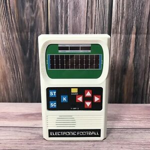 Mattel Electronic Football Game 1977 Handheld Electronic Video Game Tested Works