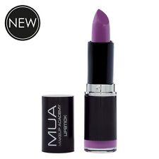MUA Make up Academy Mulberry Purple Lilac Lipstick