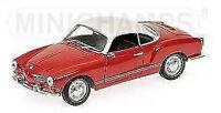 1:24 Minichamps VW Volkswagen Karmann Ghia Coupé 1970 - Rojo