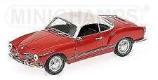 1:24 Minichamps VW Volkswagen Karmann Ghia coupè 1970 - Rosso