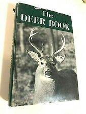 1980 DEER HUNTER'S BOOK : Hunting Stories by Lamar Underwood, Al Barker Artist