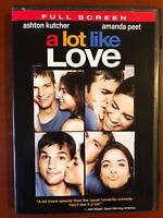A Lot Like Love (DVD, 2005, Full Screen) - G1122