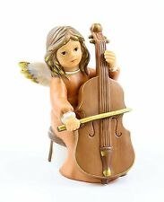 "Goebel Limited Addition ""Sanfte Töne"" Angel Playing Cello"