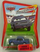 New Disney Pixar CARS Race O Rama Diecast Chuck Manifold In-Hand Vehicle 1:55