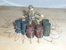 6-10 Pieces 1:32 Toy Soldiers