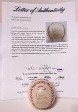 PSA Sadaharu Oh Signed Autograph Baseball Ball Yomiuri Giants Home Run King 868