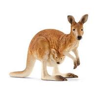 Schleich – Kangaroo * Marsupials Australia Animal Toy Figure NEW model # 14756