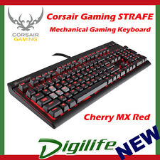 Corsair Gaming STRAFE Mechanical Gaming Keyboard Cherry MX Red CH-9000088-NA