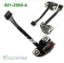 100% New A1278 A1286 A1297 Macbook Pro DC-IN Power Jack Board cable 820-2565-A