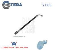 2x BLUE PRINT HINTEN OUTER BREMSSCHLAUCH BREMSLEITUNG ADS75352 P NEU