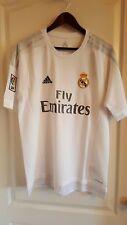 Adidas Real Madrid Replica Jersey Season 15-16 La Liga Shirt Size L NWT