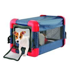 Folding Pet Travel Carrier Soft Dog Crate Indoor Outdoor Pet Home Medium Cat New
