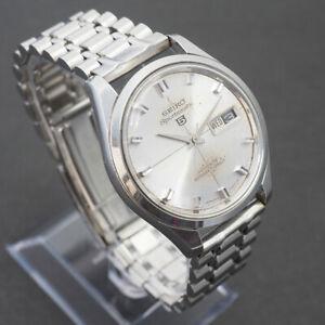 Vintage 1966 JAPAN SEIKO 5 SPORTSMATIC 6619-8110 21Jewels Automatic Men's Watch
