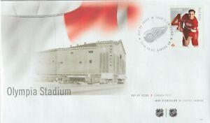 Canada 2014 FDC 2787f Red Kelly