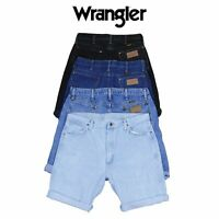 Mens Vintage Wrangler Denim Shorts Various