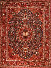 Tapis Oriental Authentique Tissé À La Main Persan 385x290 cm état irréprochable