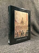 James Ensor: Illustrated Catalogue of His Engravings. A beautiful copy (1999)