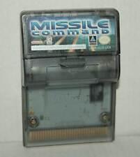 MISSILE COMMAND + RUMBLE GIOCO USATO GAMEBOY COLOR EDIZIONE AMERICANA FR1 44484