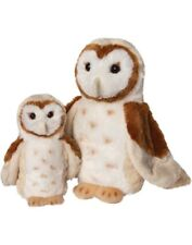 Douglas Cuddle Toys Rafter The Barn Owl #4084 Stuffed Animal Toy