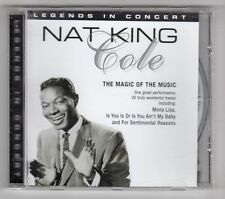 (GZ15) Nat King Cole, The Magic Of Music - 2005 CD
