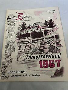 "Disneyland - THE ""E"" TICKET Magazine #17 - Winter 1993-94 - ""Tomorrowland 1967"""