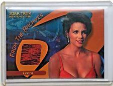STAR TREK 40th Anniversary Costume Card C15 - CHASE MASTERSON as LEETA - DS9