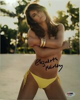 Elizabeth Hurley Signed 8x10 Photo  PSA/DNA COA
