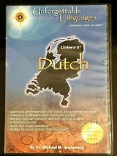 Dutch, Unforgettable Languages, By Dr. Michael M. Gruneberg