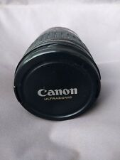 Canon Ultrasonic Zoom Lens EF 28-135mm 1:3.5-5.6 IMAGE STABILIZER Bayonet Mount