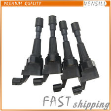 Set of 4X Ignition Coil 12606179 For Chevrolet Captive Malibu Opel  Antara 2.4L