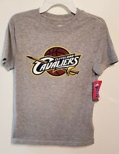 Cavs shirt youth size Small Gray NWT